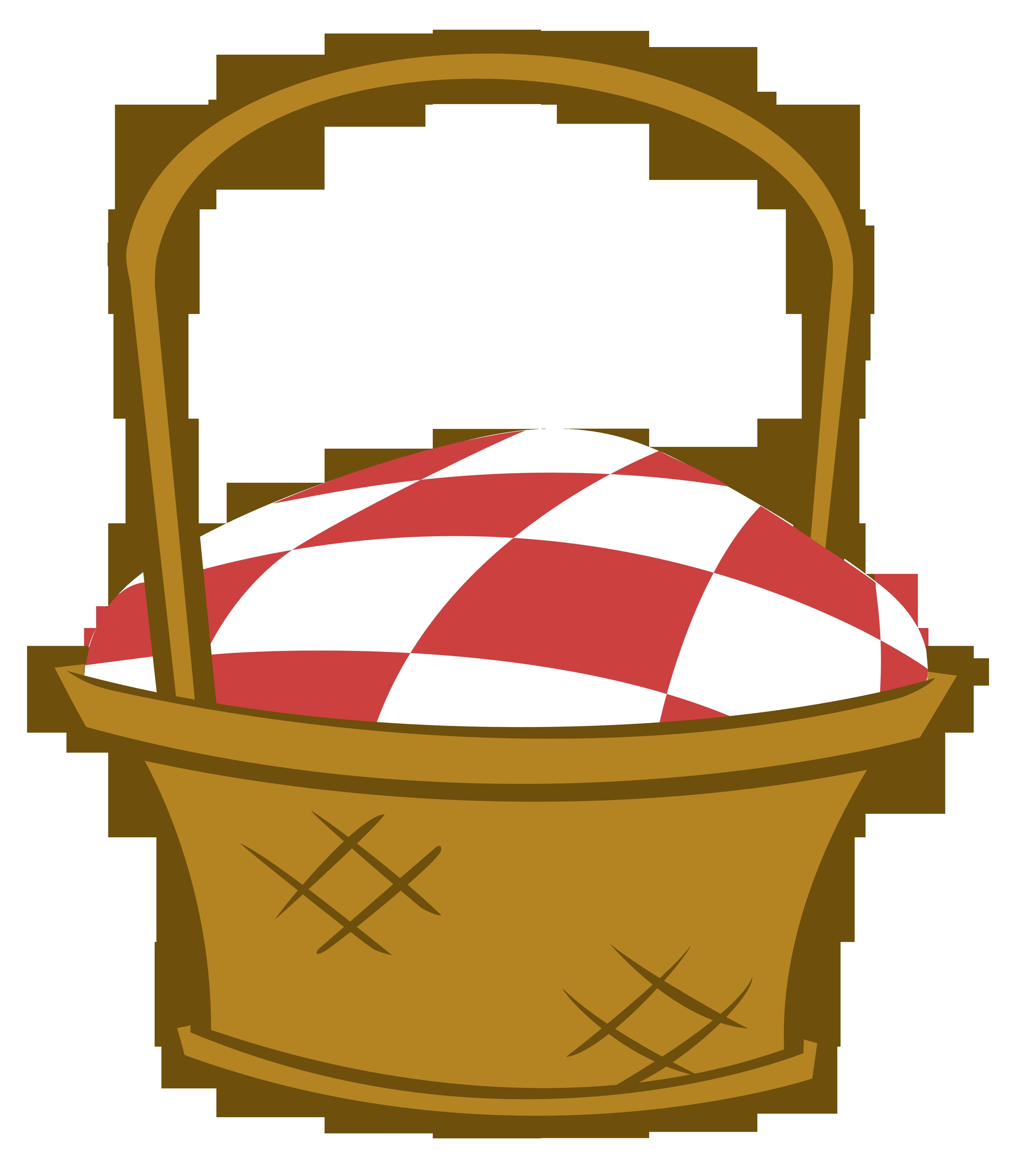 Picnic basket clipart 3