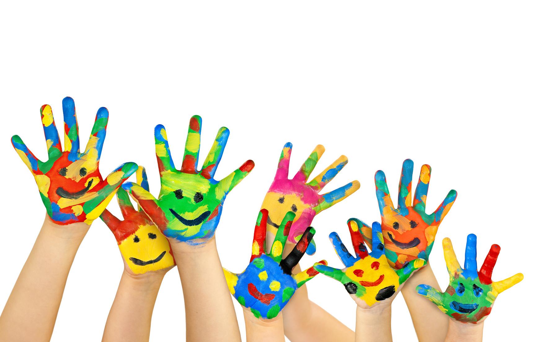 Preschool border preschool art clipart