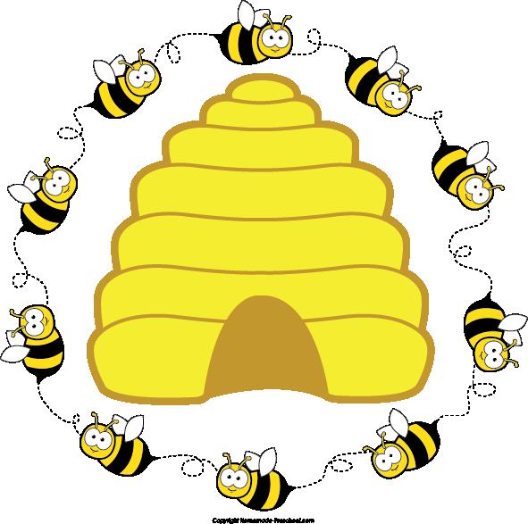 Spelling bee clip art 7