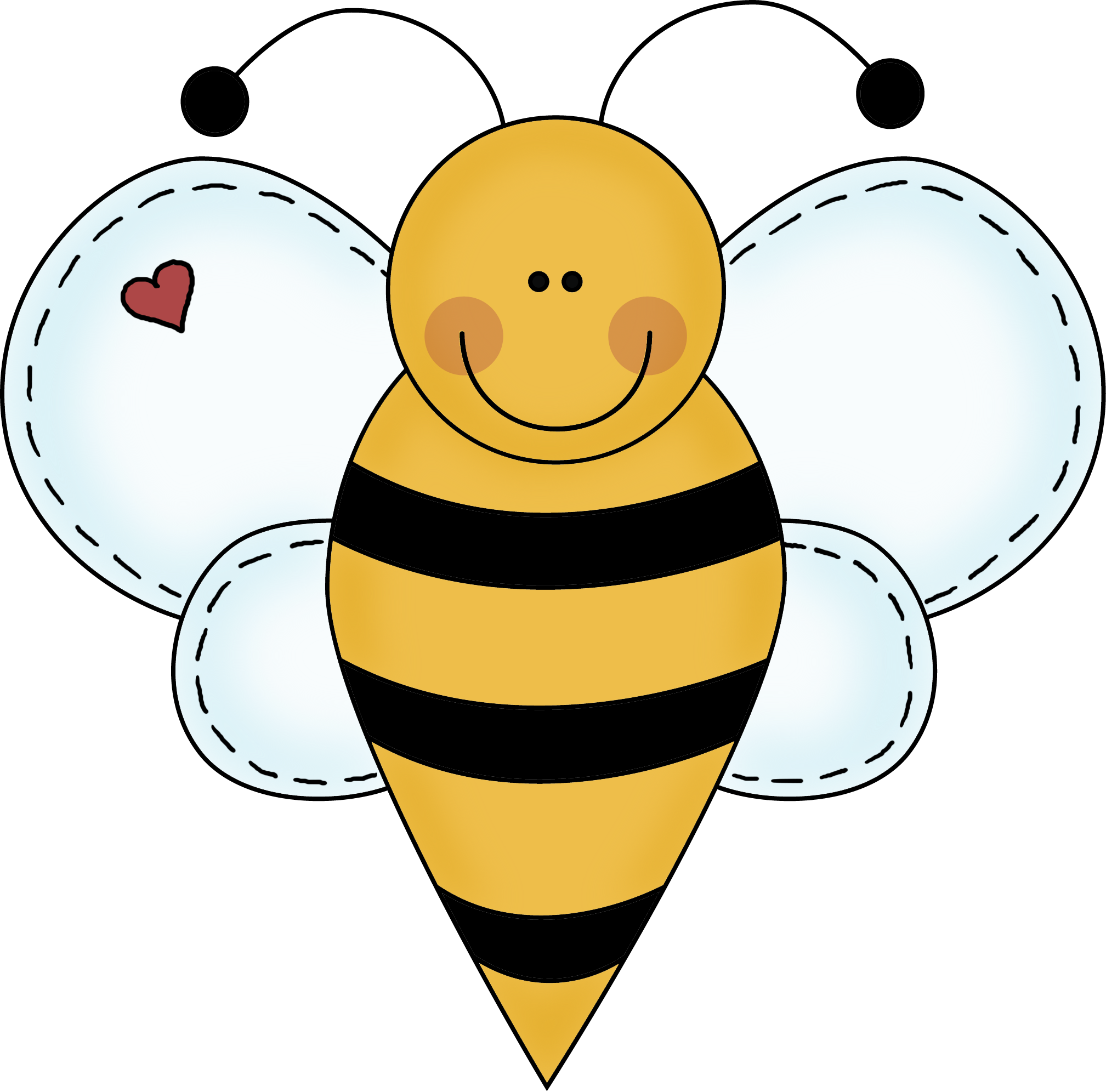 Spelling bee spelling clipart