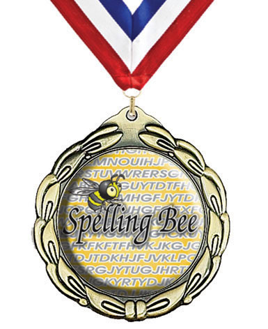 Spelling bee trophy free clipart images