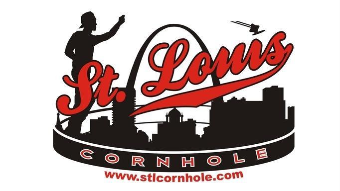 St louis missouri cornhole game corn hole bags baggo toss clipart
