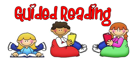 Students reading clip art guided reading clipartfest