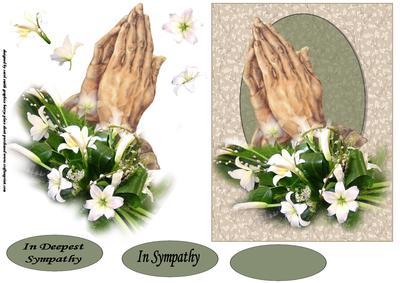 Sympathy clip art free clipart images 7