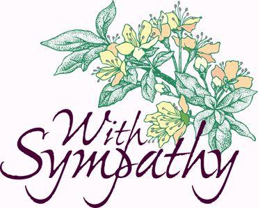 Sympathy clip art free clipart images