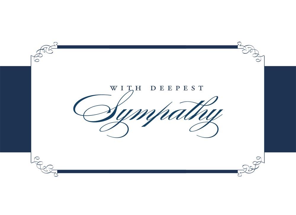 Sympathy clipart free