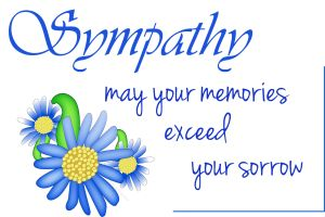 Sympathy gallery for death condolences clipart
