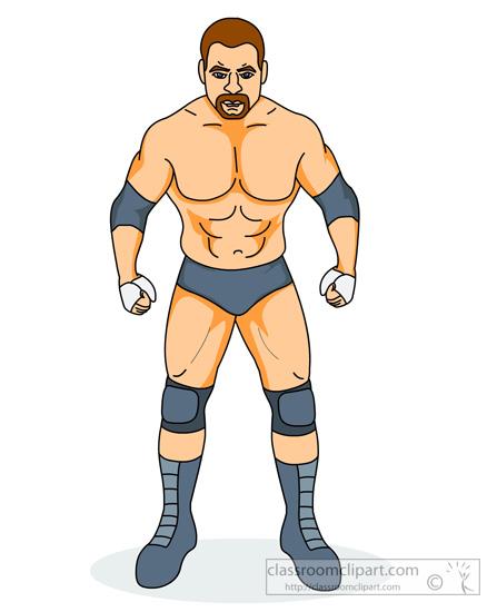 Wrestler free wrestling clip art pictures