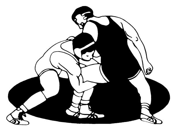Wrestler wrestling clip art free download clipart images 2