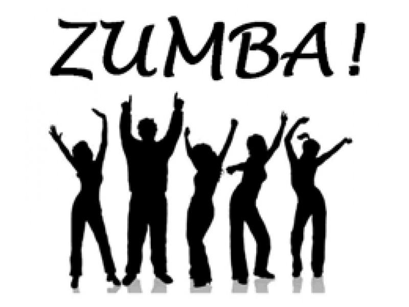 Zumba class clipart clipartfest
