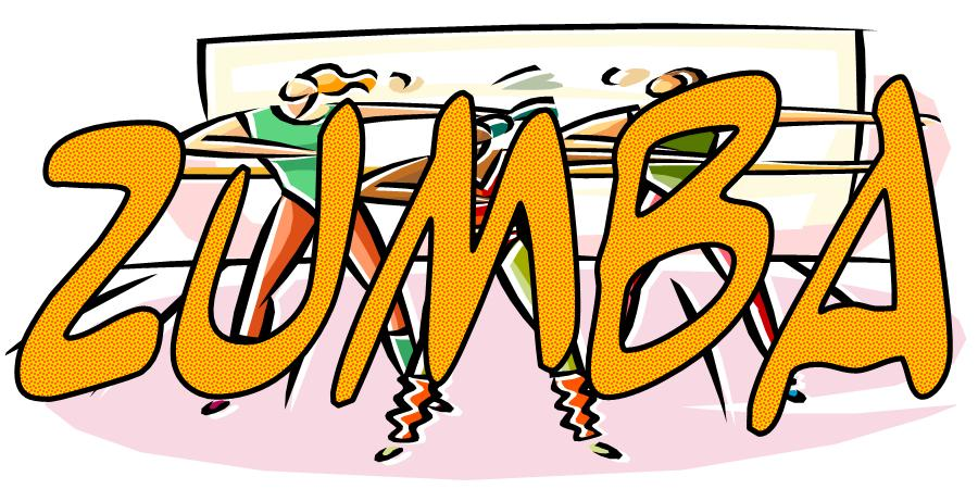 Zumba clip art 2