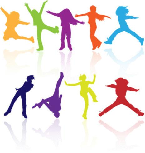 Zumba dance clipart clipartfest