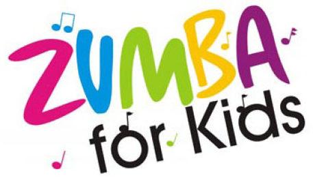 Zumba kids clipart clipartfest