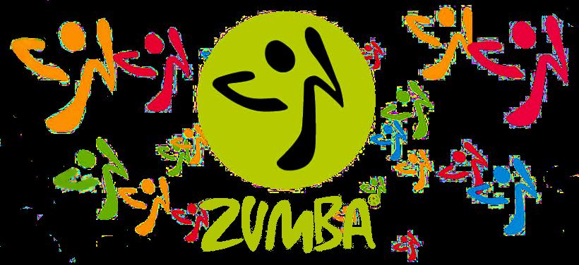Zumba logo clipart