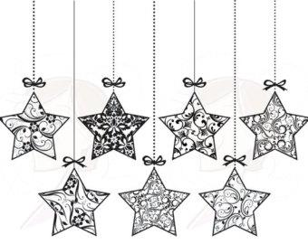 Free Black & White Christmas Clip Art Images | Christmas tree coloring  page, Tree coloring page, Christmas tree outline