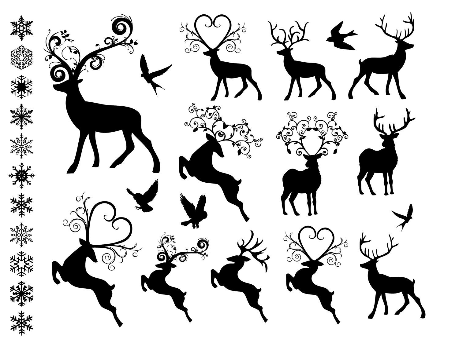 Christmas ornament  black and white christmas ornament clipart black and white merry 4