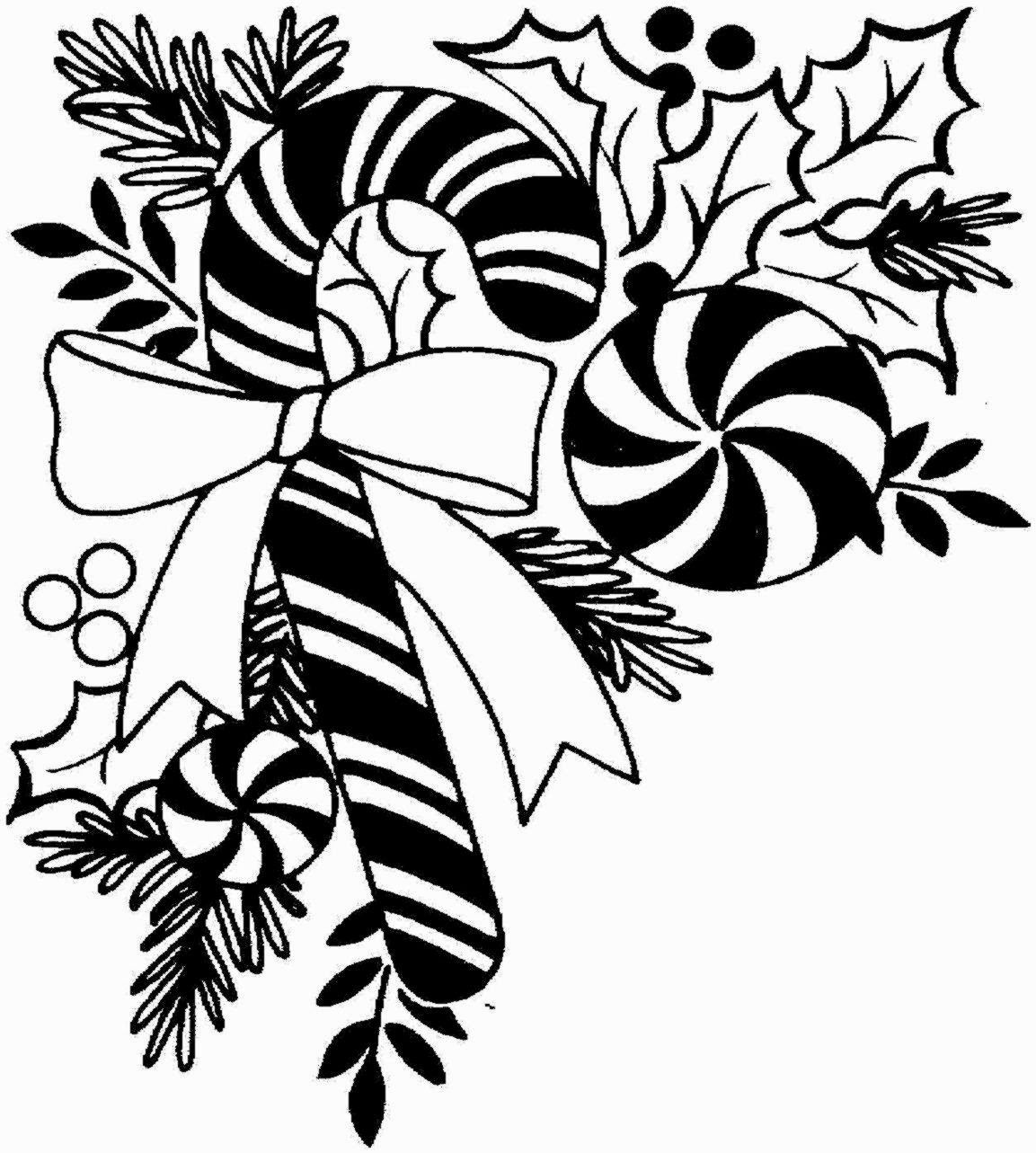 Christmas ornament  black and white free black and white christmas clipart