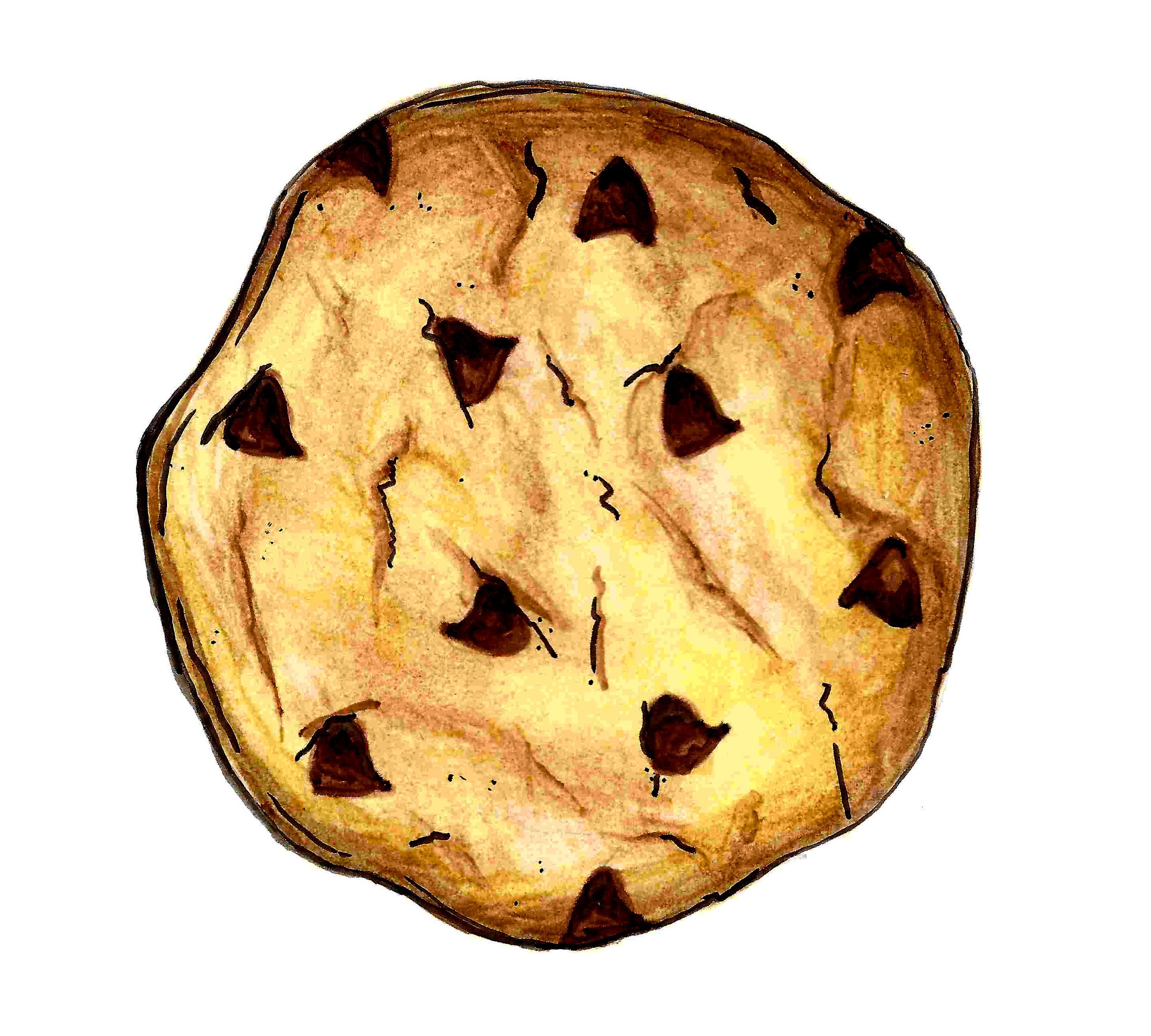 Cookie jar clip art cookie