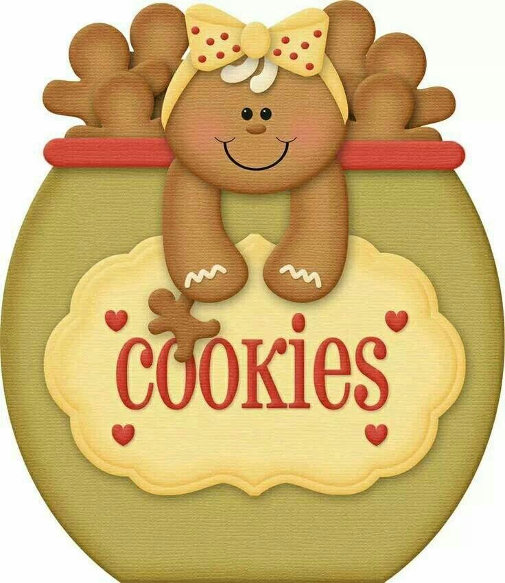 Cookie jar clipart 8