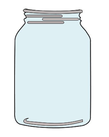 Cookie jar open jar clipart clipartfest 2