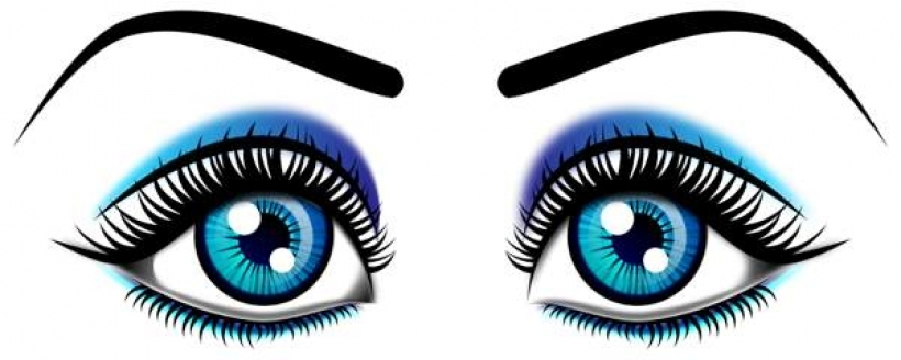 Eyes  black and white clipart of eyes eye clip art black and white