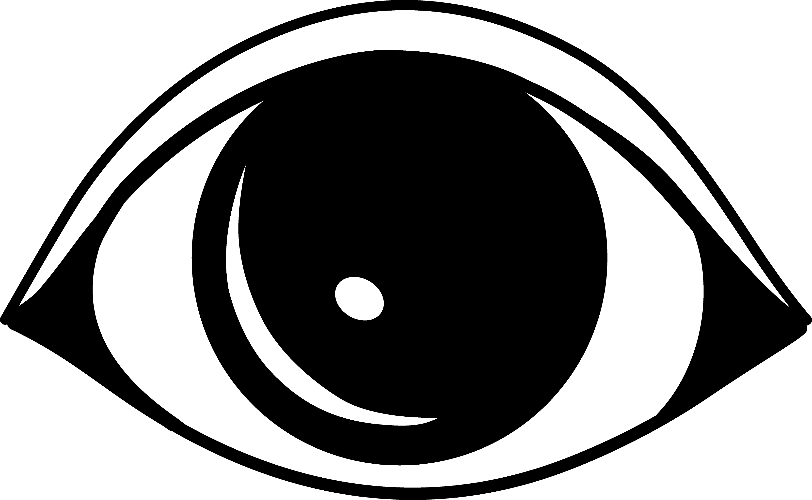 Eyes  black and white eye clip art black and white free clipart images 3