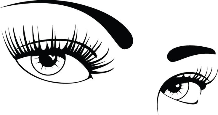 Eyes  black and white eyes eye clip art black and white free clipart images 2 famclipart 2