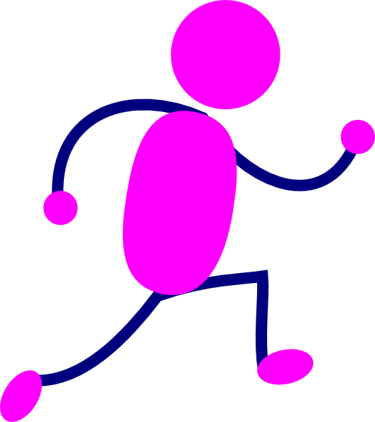 Girl running running girl clipart free download clip art on