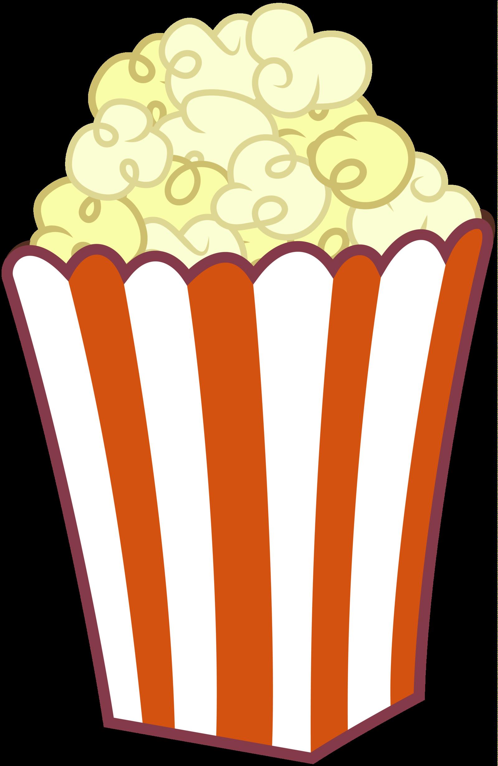 Popcorn  black and white carnival popcorn clip art clipart 2