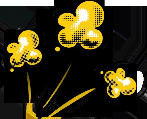 Popcorn kernel clipart 2