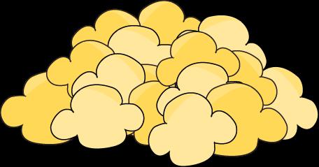 Popcorn kernel clipart free images 10