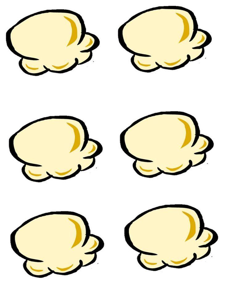 Popcorn kernel images about popcorn images on clip art 2