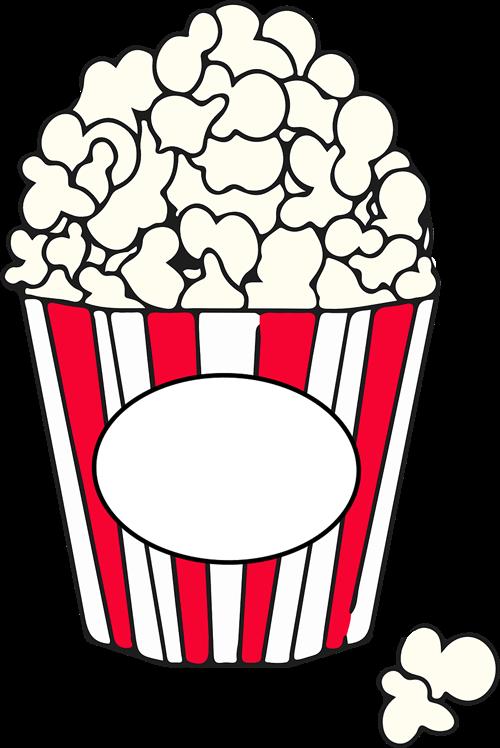 Popcorn kernel popcorn clip art 4