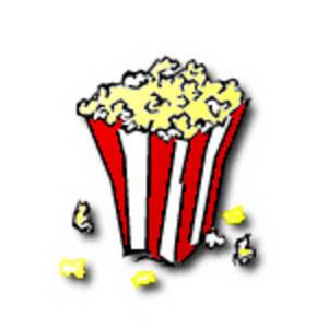 Popcorn kernel transparent clipart 2 2