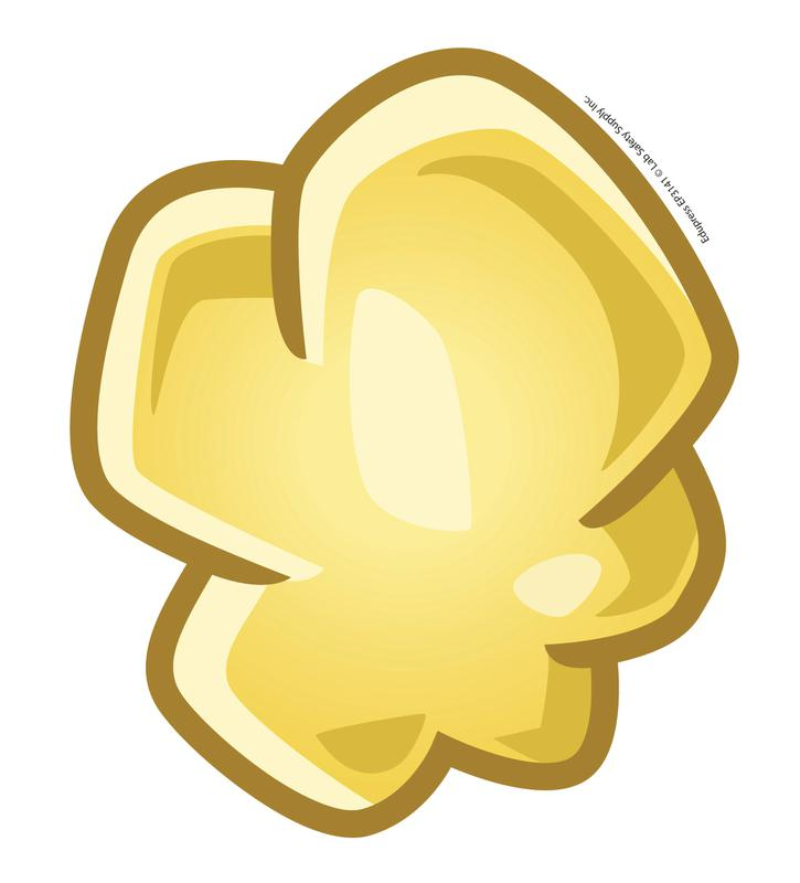 Popcorn kernel transparent clipart