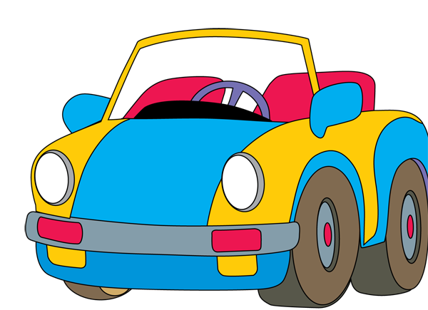 Toy car clipart free images