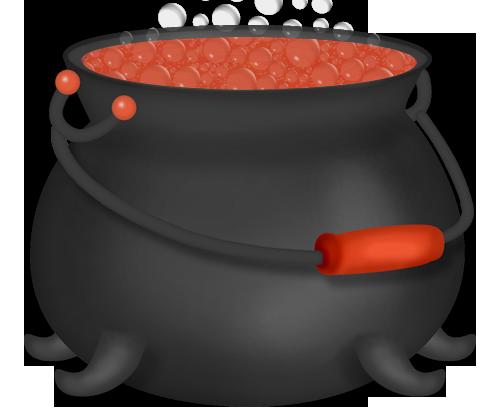 Cauldron clip art clipartfest
