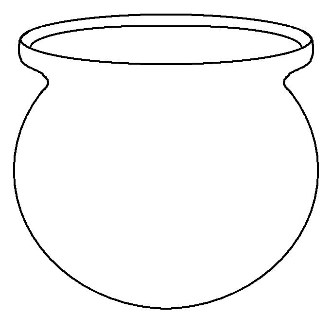 Cauldron clipart 5