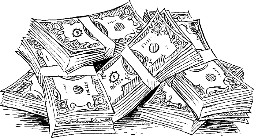 Money  black and white clipart money black and white clipartfest