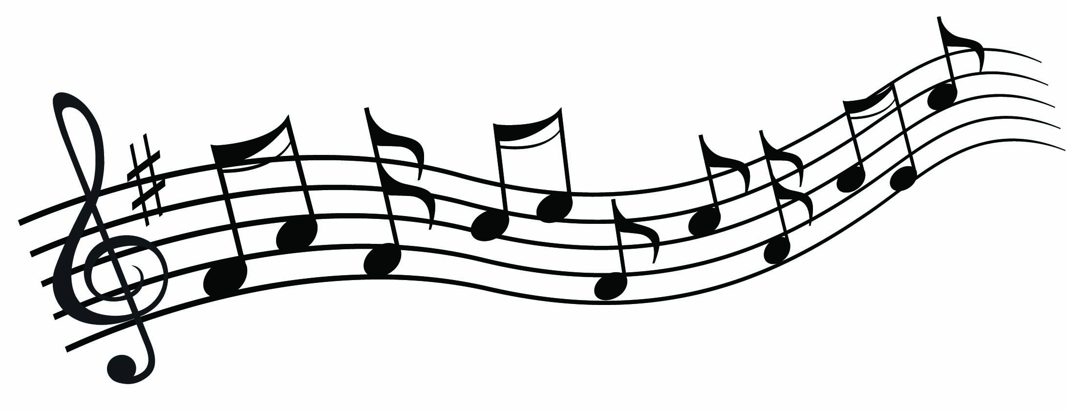 Music notes  black and white music notes clipart black and white free 2 wikiclipart