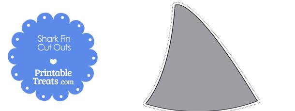 Shark fin clip art 3