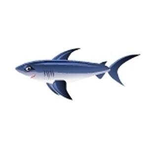Shark fin clip art chadholtz