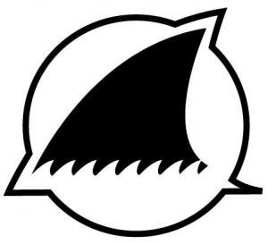 Shark fin clip art free clipart images