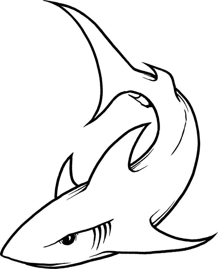 Shark fin clip art smiling clipart size