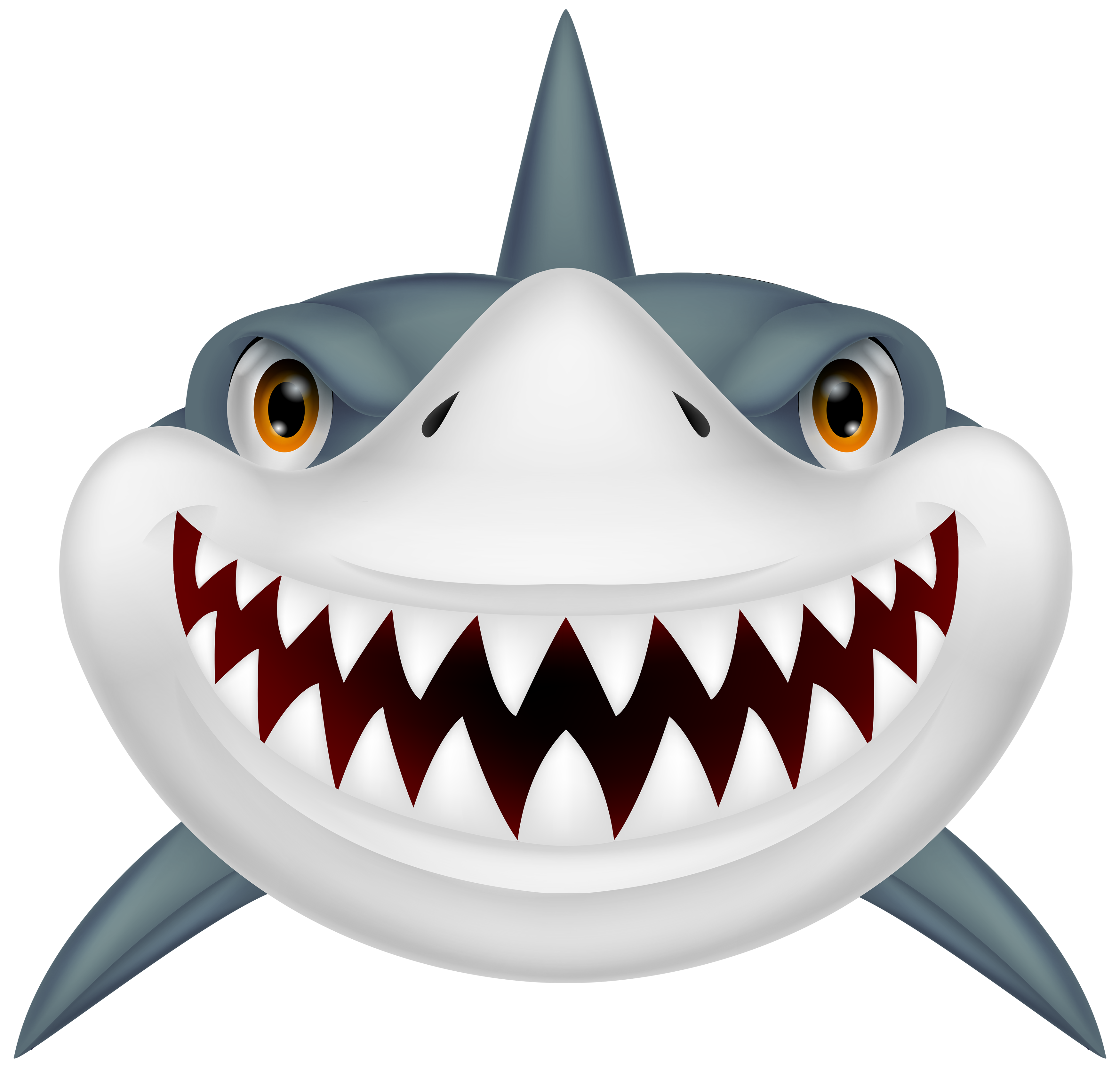 Shark fin shark clip art chadholtz