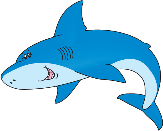 Shark fin shark images clipart free download clip art on