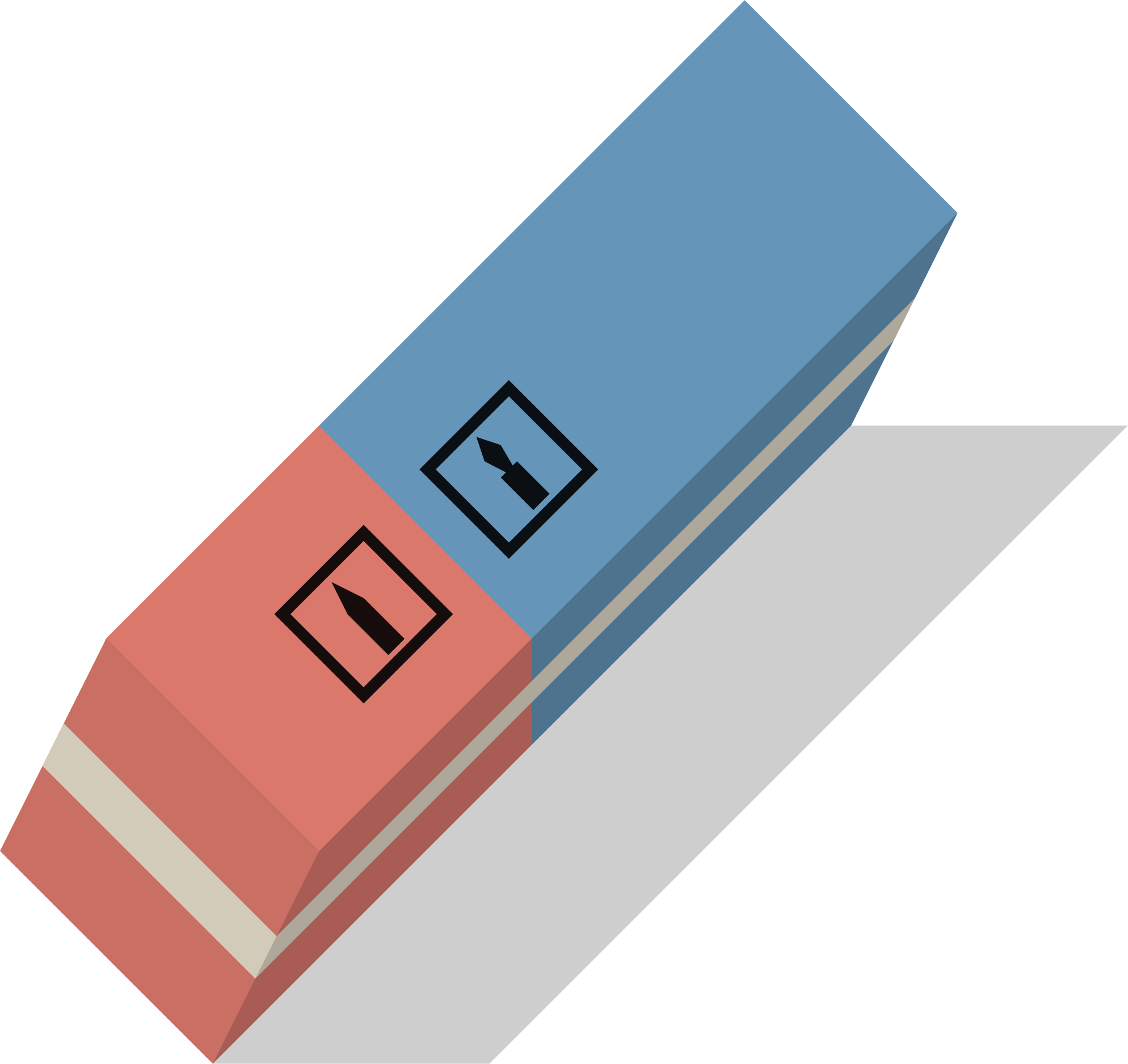 Clipart eraser