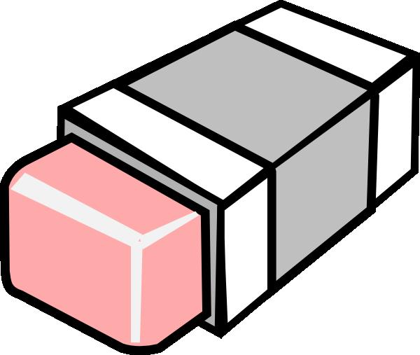 Eraser clip art at vector clip art