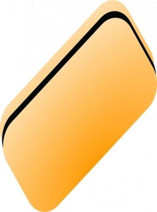 Eraser clip art vector graphics
