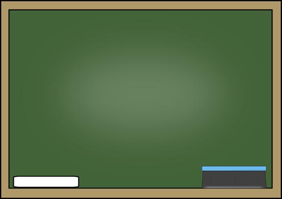 Eraser clipart chalkboard